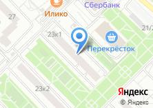 Компания «Алеф-ЭМ» на карте