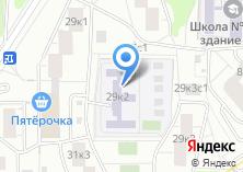 Компания «Детский сад №1023» на карте