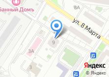 Компания «ЗИРОС» на карте