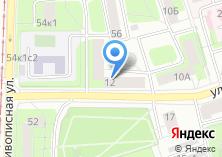 Компания «ПРАЙД ГРУПП» на карте
