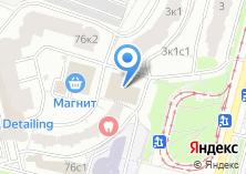 Компания «Мединторг» на карте
