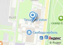 Компания «Автобан автосервис» на карте