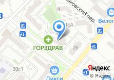 Компания «У Палыча» на карте