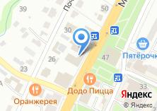 Компания «Сберкредитсоюз» на карте