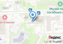 Компания «Веломастерская на Щукинской» на карте