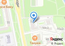 Компания «Sobachata.ru» на карте