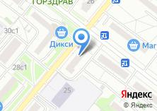 Компания «Нефритовый сад» на карте