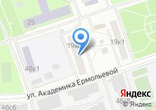 Компания «Юные москвичи» на карте