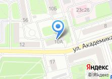 Компания «Санация» на карте