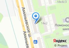 Компания «ГлавМосРемонт» на карте