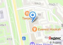 Компания «Спортив» на карте