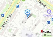Компания «Химкинский социальный приют для детей и подростков» на карте