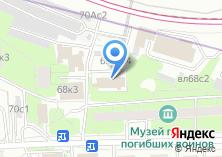 Компания «Отдел МВД России по Северо-Западному административному округу» на карте
