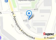 Компания «Мегаполис-Москва» на карте