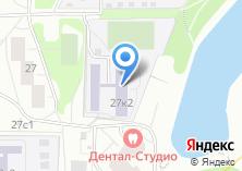 Компания «Средняя общеобразовательная школа №1117» на карте