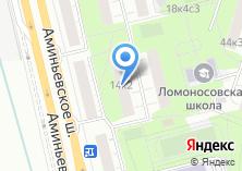 Компания «Инвар» на карте