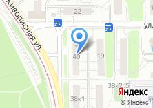 Компания «Мастер Кул» на карте