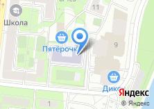 Компания «Средняя общеобразовательная школа №830» на карте