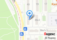 Компания «Городское бюро технической экспертизы» на карте
