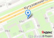 Компания «Э`Лайт сервис» на карте