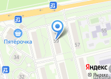 Компания «Строй-Пром» на карте