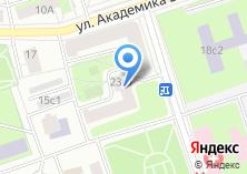 Компания «Турбофиш» на карте