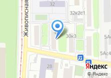 Компания «Лица» на карте