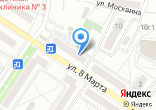 Компания «Бюро медико-социальной экспертизы по Московской области №62» на карте