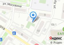 Компания «Маяковский» на карте