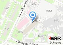 Компания «Ася-лайт» на карте