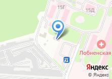 Компания «Храм-Часовня Матроны Московской» на карте