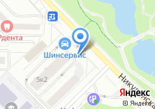 Компания «АСМ-Пласт» на карте