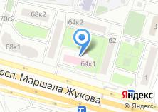 Компания «Городская поликлиника №128» на карте