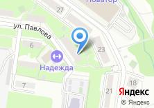 Компания «Городская библиотека №13» на карте