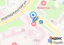Компания «Федеральный медицинский биофизический центр им. А.И. Бурназяна» на карте