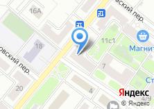 Компания «Vis-a-vis service» на карте