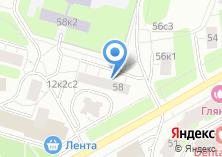 Компания «Вектран» на карте
