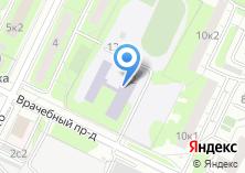 Компания «Средняя общеобразовательная школа №882» на карте