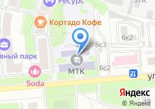 Компания «Строительный колледж №46» на карте