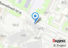 Компания «Алекс Компани» на карте