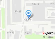 Компания «Высокотехнологический НИИ неорганических материалов им. А.А. Бочвара» на карте