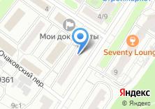 Компания «Визит Авто» на карте