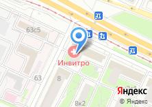 Компания «Дежавю» на карте