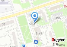 Компания «Юнионбет» на карте