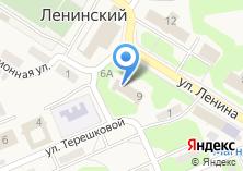 Компания «ТулЗемПроект» на карте