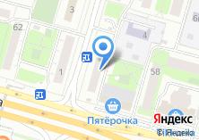 Компания «Генерала Глаголева» на карте