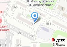 Компания «Мировые судьи Хорошёвского района» на карте