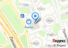 Компания «NСтудия» на карте