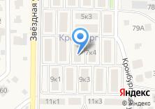 Компания «Кронбург» на карте