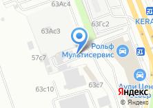 Компания «Ansher» на карте